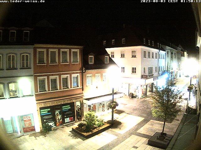 Kamera-Livebild - Aktualisierung einmal pro Minute